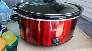 Crock pot.. used.. but works great for Sale in Los Angeles, CA
