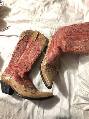 Women's boots for Sale in Fort Worth, TX