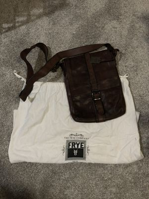 FRYE Company Men's Satchel/ Messenger Bag for Sale in Corona, CA
