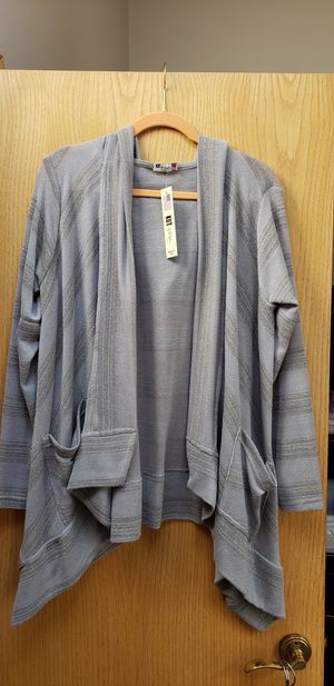 Kut from the Kloth open cardigan sweater L for Sale in Chicago, IL