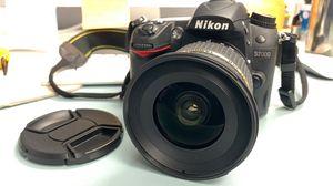 Nikon D7000 Camera & Tamron - 10-24mm F/3.5-4.5 Ultrawide Zoom Lens for Sale in Pasadena, CA
