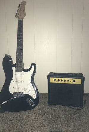 Electric Guitar for Sale in Salt Lake City, UT