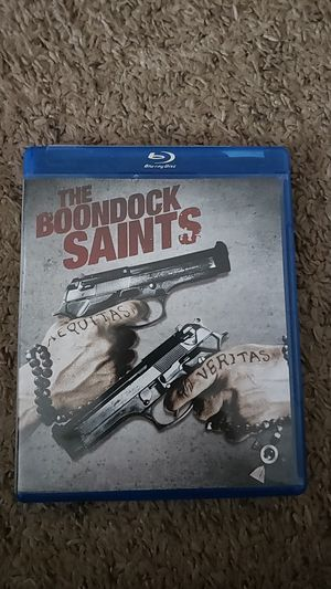 Boondock Saints Blu Ray for Sale in Sioux Falls, SD