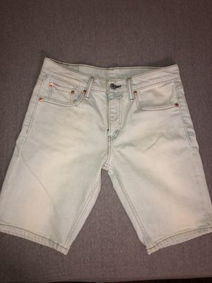 New Slim Fit Levi's Shorts Size 30 for Sale in Corona, CA