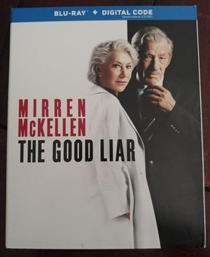 THE GOOD LIAR (BLU RAY) for Sale in El Cajon, CA