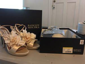 Badgley Mischka Heels for Sale in Chesapeake, VA