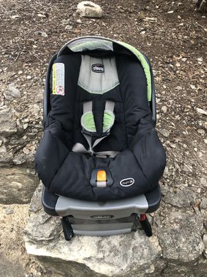 Chicco Infant Car Seat With abase for Sale in Austin, TX