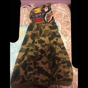 Bape 1st Green Original Camo for Sale in Chicago, IL