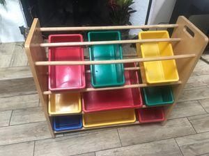 Kids Storage Holder for Sale in Brea, CA