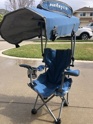 Kelsyus kids folding canopy chair for Sale in Huntington Beach, CA