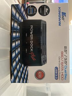 Kingwin Power Dock for Sale in Prineville,  OR