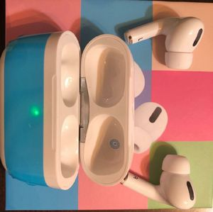New white Wireless airbuds headphones for Android and iPhone and all Bluetooth phones. for Sale in Phoenix, AZ