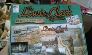 Puzzle - Lewis & Clark expedition for Sale in Winchester, VA
