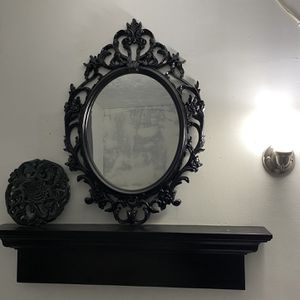 Set Of There Black Decor for Sale in Stratford, CT