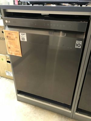 New LG Black Stainless Built In Dishwasher!! 1 Year Manufacturer Warranty Included for Sale in Gilbert, AZ