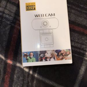 Web Cam 1080p USB Computer New Open Box for Sale in Long Beach, CA
