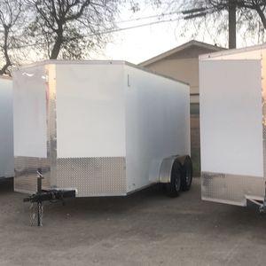 Enclosed Trailer 7x16 for Sale in Dallas, TX