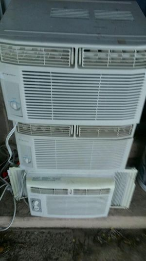 Three window AC units for Sale in Las Vegas, NV