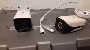 Ip66 securty cameras for Sale in Mesquite, TX