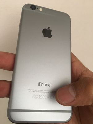 Perfect condition iPhone 6 16gb factory unlocked already. No issues at all. for Sale in Santa Ana, CA