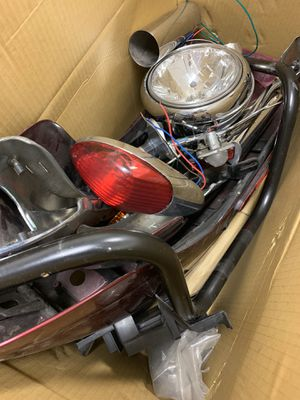 Motorcycle parts... make offer... for Sale in Corona, CA