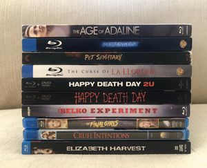 blu-ray lot like new!! all for $45 for Sale in Hacienda Heights, CA
