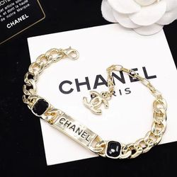 Gold Chain CC Gold Plated Bracelet for Sale in Newark,  CA