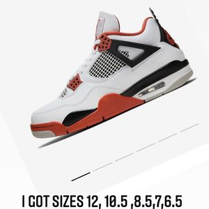Jordan Fire Red 4 for Sale in Kissimmee, FL