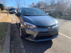 2014 Toyota Corolla Clean Title for Sale in Alexandria, VA