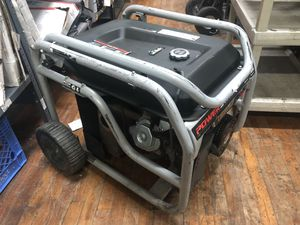 Generator, Tools-Power PowerStorke BIG 6000. negotiable for Sale in Baltimore, MD