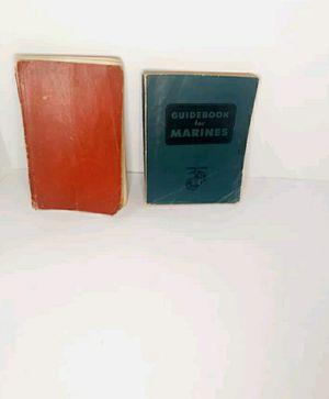 Vintage 1940s-1950s Marine Handbooks for Sale in Los Angeles, CA