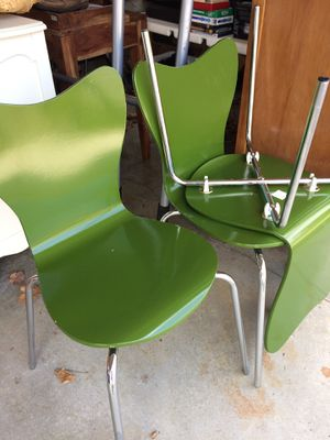 West Elm chairs for Sale in Hingham, MA