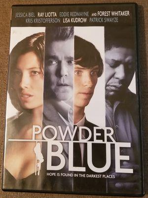 Powder Blue dvd movie stars Jessica Biel for Sale in Three Rivers, MI