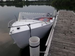 Aluminum boat for Sale in Hanover Park, IL