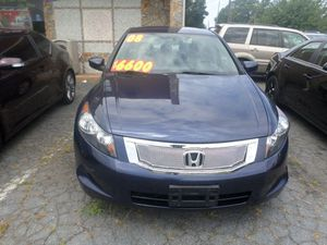 2008 Honda Accord Sdn for Sale in Newton, NC