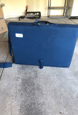 Massage Table with case for Sale in Denver, CO