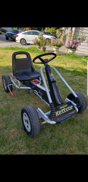 Original kettcar made in Germany, don't need it anymore for Sale in Snohomish, WA