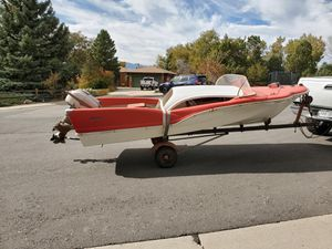 1958 Red Fish boat for Sale in Arvada, CO