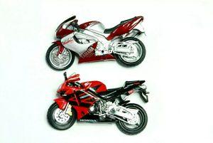 Maisto Honda Cbr Yamaha YZF Thunderace 1000 Motorcycle Model Toys for Sale in Weston, FL