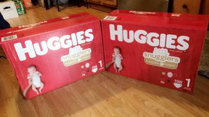 Huggies 198 count 2x for Sale in Oakland, CA
