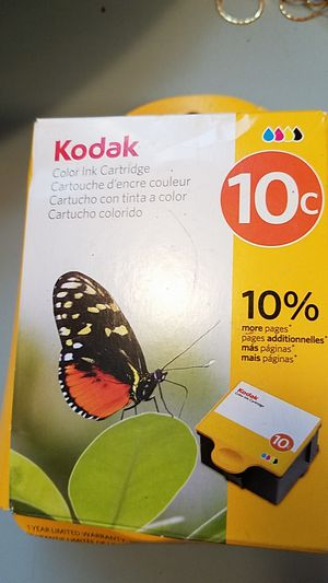 Kodak 10c color ink cartridge for Sale in Cranberry Township, PA
