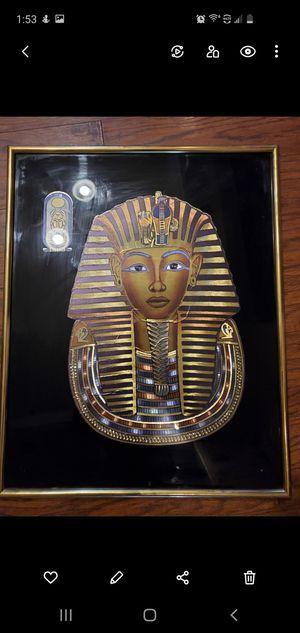 King tut picture...Egyptian art for Sale in Nottingham, MD
