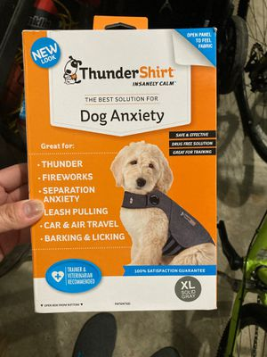 Thundershirt XL for Sale in Severn, MD