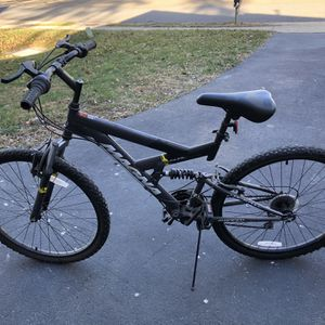 Magna Dual Suspension 21 Speed Mountain Bike READ DESCRIPTION for Sale in Manassas, VA