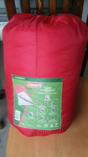 Coleman adult sleeping bag for Sale in Thonotosassa, FL