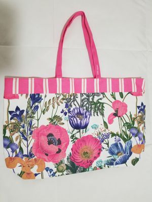 Flower FLoral Red Large Tote Bag for Sale in Austin, TX