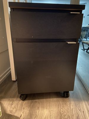 IKEA filing cabinet with filing folders for Sale in Mountain View, CA