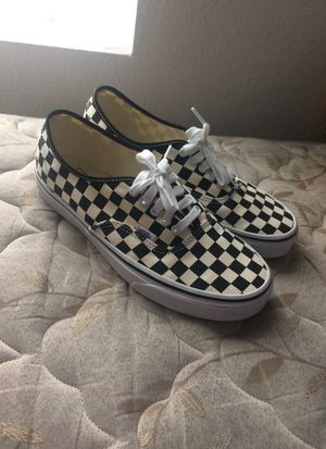 checker board vans for Sale in Haines City, FL