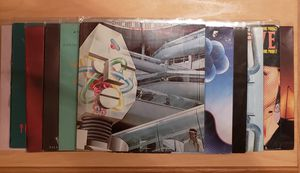 Vinyl Record Lot - 11 Alan Parsons Project Albums for Sale in Murphy, TX