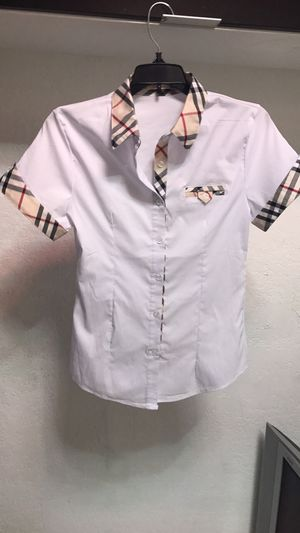 Burberry button down for Sale in Miami, FL
